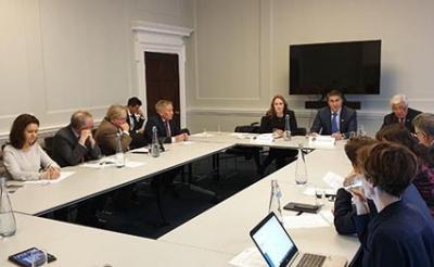 ҚР Тұңғыш Президенті – Елбасы Қоры мен британдық ғалымдар білім саласында бірлескен жобаларды  жүзеге асыруға ниетті