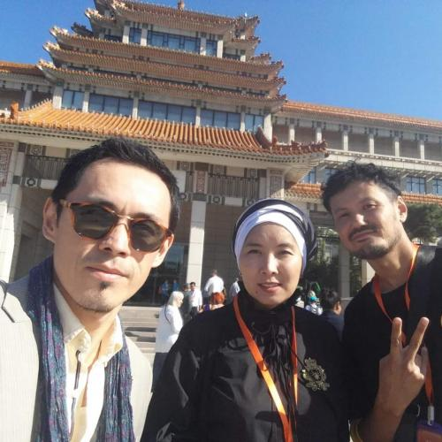 Пекин биенналесінде талантты қазақстандықтардың жұмыстары ұсынылды
