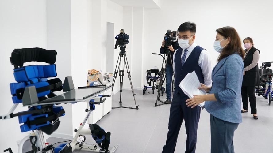 Нұрсұлтан Назарбаев Қоры Қазақстанда медициналық оңалту сапасын арттыруға ықпал етеді