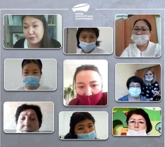Нұрсұлтан Назарбаев Қоры медициналық-әлеуметтік мекемелердің проблемаларын шешуге көмектеседі